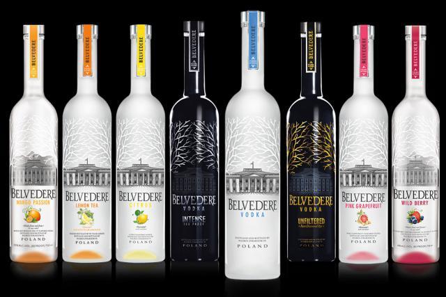 Belvedere-Vodka