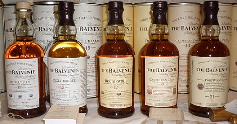 Các-loại-rượu-Balvenie