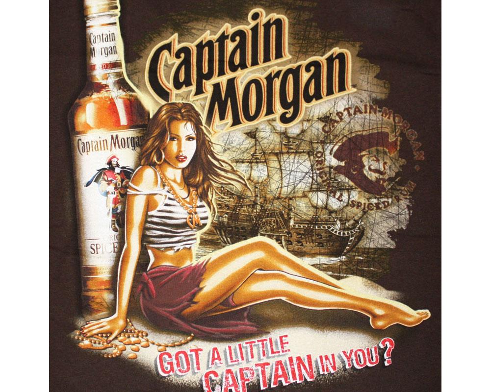 captain morgan -