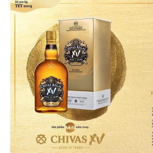 Chivas-15YO