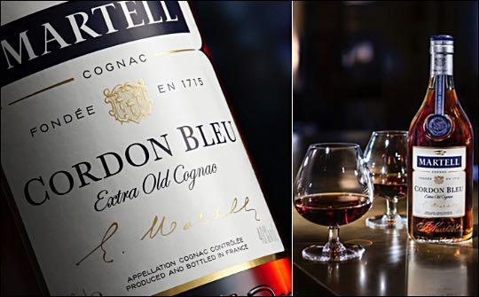 Cordon Bleu Extra Old Cognac