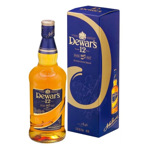 Dewars 12 Years Old