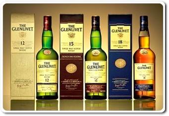 The-Glenlivet -12 15 18