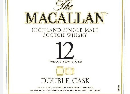 Logo macallan 12 Double Cask