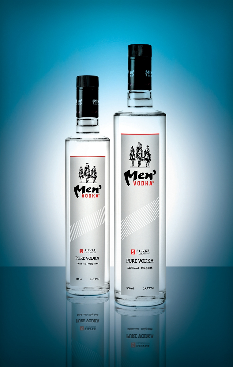 Men Vodka moi