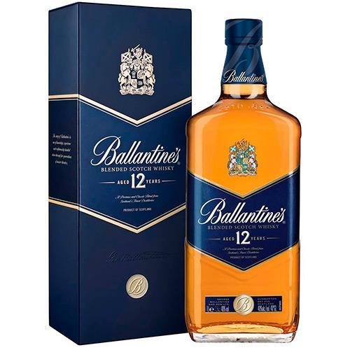 Rượu Ballantin-12 mới