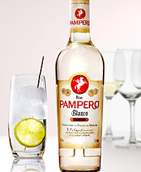 Rượu Pampero Blanco