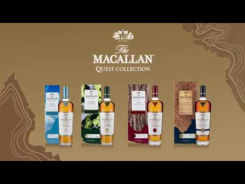 The Macallan Quest Collection