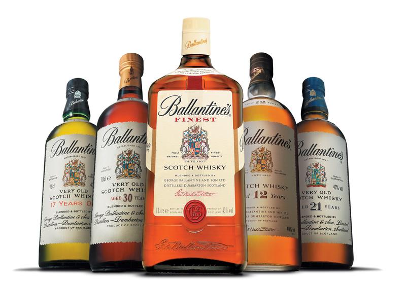 ballantines-các-loai