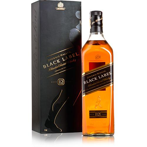 Rượu John Black label 75cl