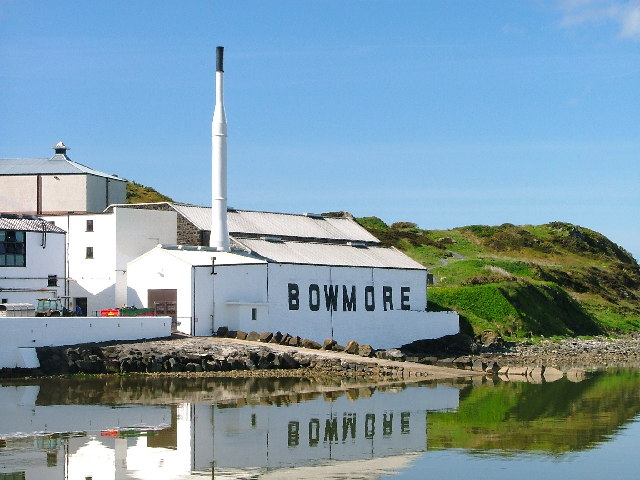 bowmore  islay