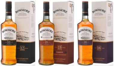 bowmorewhiskyrange