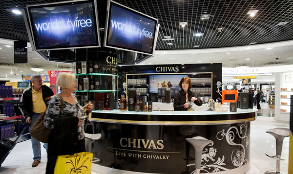 chivas Duty Free Shop