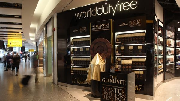 glenlivet duty-free-shop