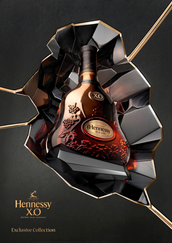 poster hennesy-exclusive-collection