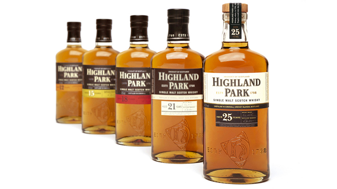 highland park 12 25
