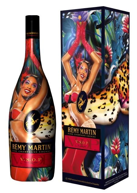 họa tiết độc đáo Remy martin