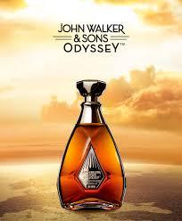 sản phẩm johnnie Walker và các con