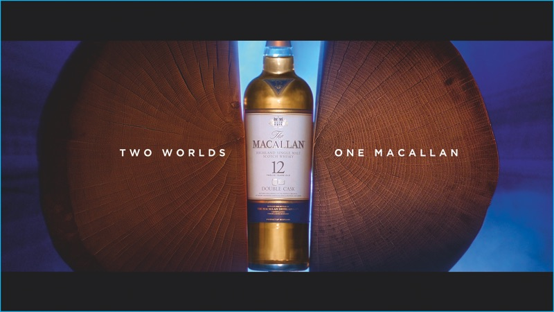 macallan-12-year-old-double-cask quảng cáo
