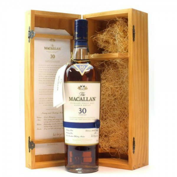 macallan-30-anos-sherry-oak