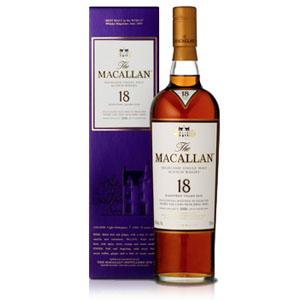 macallan 18
