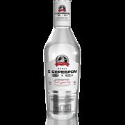 Vodka Silver Premium _ Rượu Tem Bạc