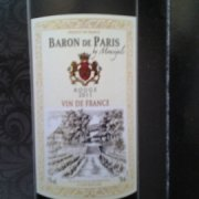 Rượu vang pháp Baron De Paris