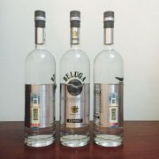 Rượu  Vodka Beluga Noble 1 Lít - Hàng xách tay Nga