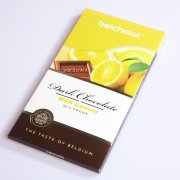 Dark Chocolate with Lemon