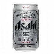 BIA ASAHI LON 330 Ml