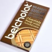 No added sugar dark chocolate 58%