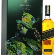 JOHNNIE WALKER GREEN LABEL HỘP QUÀ 2018