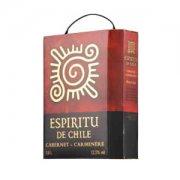 VANG BỊCH MẶT TRỜI ESPIRITU DE CHILE 3 LÍT