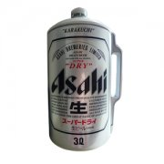 Bia Asahi bịch 2L