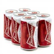 Bia Lon Budweiser 500 ml