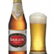 Bia sài gòn Export