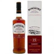 Rượu Bowmore 15