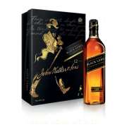 Rượu  johnnie walker black label  hộp quà
