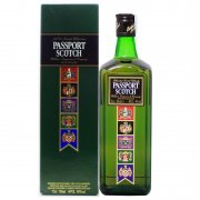RƯỢU PASSPORT SCOTCH - 1 Lít