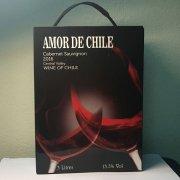 RƯỢU VANG HỘP AMOR DE CHILE
