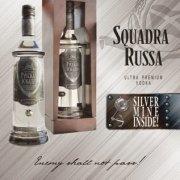 Vodka Squadra Russa_Vodka Thủy Lôi