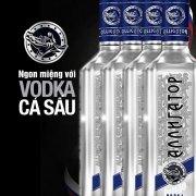 Rượu Vodka Cá Sấu Xanh