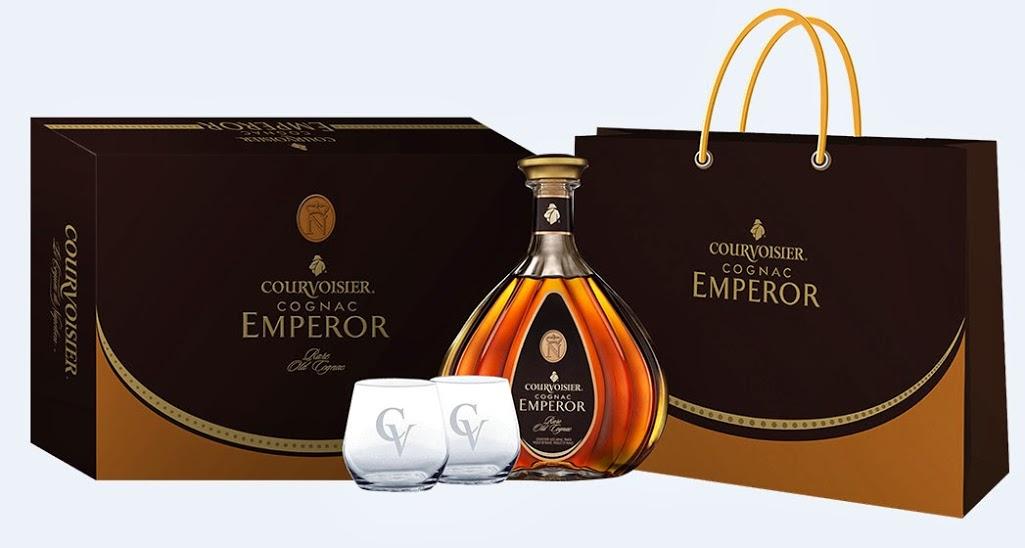 COGNAC - Courvoisier Emperor
