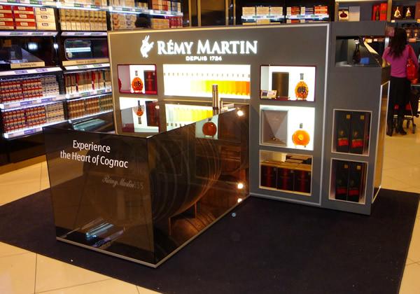 remy martin hologram technology