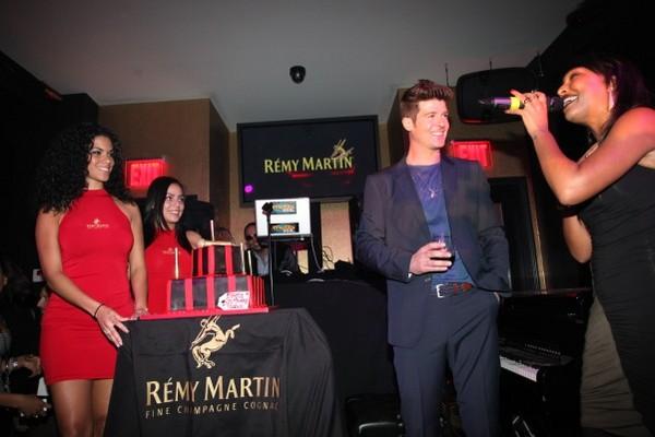 giới thiệu ra mắt Remy Martin
