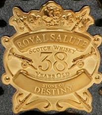 royal salute stone