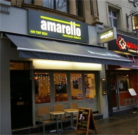 cửa hàng amaretto